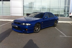 Автомобиль Nissan Skyline, отличное состояние, 1993 года выпуска, цена 550 000 руб., Омск