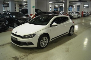 Авто Volkswagen Scirocco, 2012 года выпуска, цена 729 000 руб., Москва