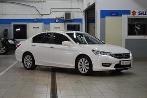 Авто Honda Accord, 2013 года выпуска, цена 1 140 000 руб., Санкт-Петербург