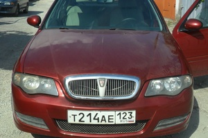 Автомобиль Rover 45, отличное состояние, 2005 года выпуска, цена 280 000 руб., Новороссийск