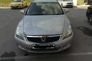 Автомобиль Honda Inspire, отличное состояние, 2003 года выпуска, цена 450 000 руб., Тюмень
