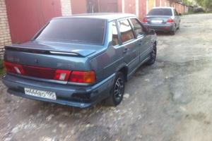 Автомобиль ВАЗ (Lada) 2115, среднее состояние, 2001 года выпуска, цена 80 000 руб., Люберцы