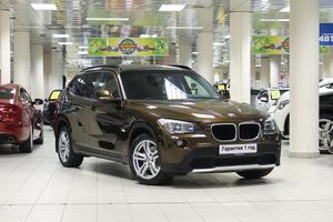 Авто BMW X1, 2011 года выпуска, цена 799 999 руб., Москва