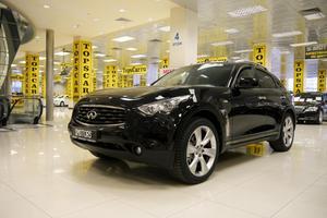Авто Infiniti FX-Series, 2008 года выпуска, цена 1 099 000 руб., Москва