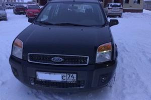 Подержанный автомобиль Ford Fusion, отличное состояние, 2007 года выпуска, цена 400 000 руб., Магнитогорск