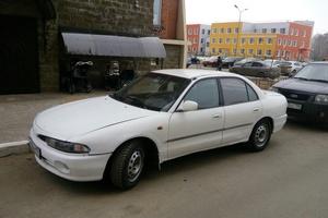 Подержанный автомобиль Mitsubishi Galant, среднее состояние, 1996 года выпуска, цена 80 000 руб., Балашиха
