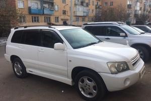 Автомобиль Toyota Kluger, хорошее состояние, 2001 года выпуска, цена 600 000 руб., Улан-Удэ