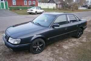 Автомобиль Audi 100, хорошее состояние, 1994 года выпуска, цена 165 000 руб., Новозыбков