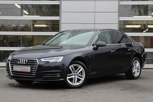 Авто Audi A4, 2015 года выпуска, цена 1 950 000 руб., Санкт-Петербург