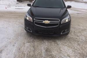 Автомобиль Chevrolet Malibu, отличное состояние, 2013 года выпуска, цена 730 000 руб., Челябинск