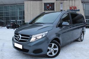 Авто Mercedes-Benz V-Класс, 2014 года выпуска, цена 2 959 000 руб., Москва