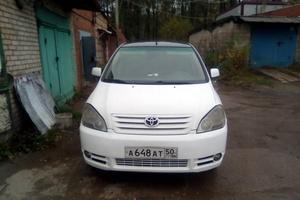 Автомобиль Toyota Avensis Verso, хорошее состояние, 2002 года выпуска, цена 360 000 руб., Пушкино