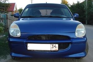 Автомобиль Daihatsu Sirion, хорошее состояние, 2000 года выпуска, цена 160 000 руб., Волгоград
