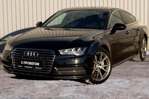 Авто Audi A7, 2015 года выпуска, цена 2 799 000 руб., Москва