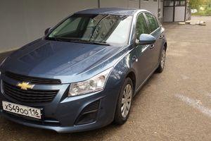 Автомобиль Chevrolet Cruze, отличное состояние, 2013 года выпуска, цена 550 000 руб., Казань