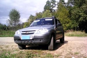 Подержанный автомобиль Chevrolet Niva, отличное состояние, 2014 года выпуска, цена 455 000 руб., Ступино