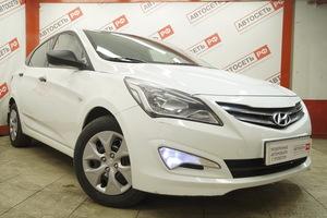 Авто Hyundai Solaris, 2014 года выпуска, цена 500 000 руб., Казань