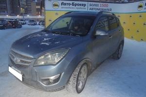 Авто Changan CS35, 2014 года выпуска, цена 670 000 руб., Самара