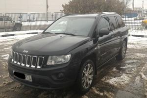 Автомобиль Jeep Compass, отличное состояние, 2012 года выпуска, цена 830 000 руб., Москва