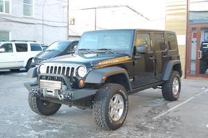 Авто Jeep Wrangler, 2010 года выпуска, цена 1 749 000 руб., Санкт-Петербург
