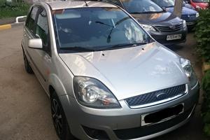 Автомобиль Ford Fiesta, хорошее состояние, 2007 года выпуска, цена 275 000 руб., Казань