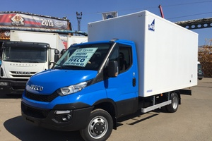 Авто IVECO Daily, 2016 года выпуска, цена 2 500 000 руб., Москва