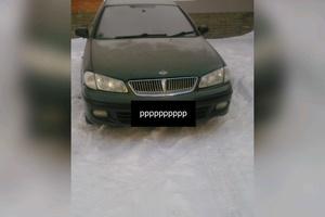 Автомобиль Nissan Sunny, хорошее состояние, 2000 года выпуска, цена 200 000 руб., Тюмень