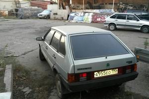 Автомобиль ВАЗ (Lada) 2109, среднее состояние, 1998 года выпуска, цена 30 000 руб., республика Татарстан