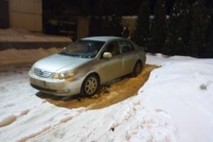 Автомобиль BYD F3, хорошее состояние, 2007 года выпуска, цена 190 000 руб., Липецк