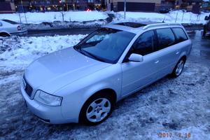 Автомобиль Audi A6, хорошее состояние, 2004 года выпуска, цена 360 000 руб., Москва