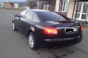 Подержанный автомобиль Audi A6, хорошее состояние, 2008 года выпуска, цена 620 000 руб., Краснодар