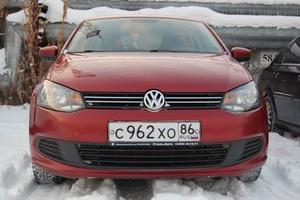 Подержанный автомобиль Volkswagen Polo, хорошее состояние, 2012 года выпуска, цена 422 000 руб., Мегион