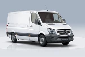 Новый автомобиль Mercedes-Benz Sprinter, 2016 года выпуска, цена 4 050 000 руб., Нижний Новгород