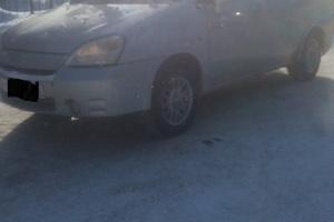 Автомобиль Suzuki Aerio, среднее состояние, 2004 года выпуска, цена 200 000 руб., Новосибирск