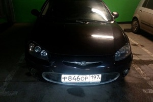 Автомобиль Chrysler Sebring, среднее состояние, 2003 года выпуска, цена 185 000 руб., Москва