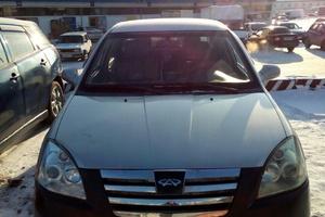Автомобиль Chery Fora, среднее состояние, 2009 года выпуска, цена 170 000 руб., Тюмень