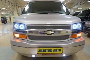 Подержанный автомобиль Chevrolet Express, отличное состояние, 2011 года выпуска, цена 2 490 000 руб., Москва