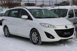 Авто Mazda 5, 2011 года выпуска, цена 709 000 руб., Москва