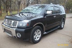 Автомобиль Nissan Armada, хорошее состояние, 2004 года выпуска, цена 660 000 руб., Серпухов
