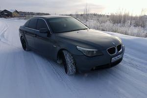 Подержанный автомобиль BMW 5 серия, хорошее состояние, 2004 года выпуска, цена 610 000 руб., Красногорск