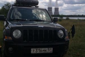 Автомобиль Jeep Patriot, хорошее состояние, 2008 года выпуска, цена 680 000 руб., Мурманск