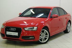 Подержанный автомобиль Audi A4, отличное состояние, 2012 года выпуска, цена 922 000 руб., Москва