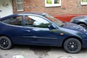 Автомобиль Mazda 323, хорошее состояние, 1996 года выпуска, цена 150 000 руб., Москва