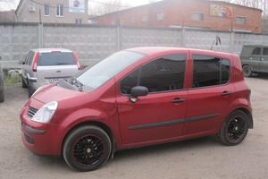 Автомобиль Renault Modus, отличное состояние, 2007 года выпуска, цена 257 000 руб., Электросталь