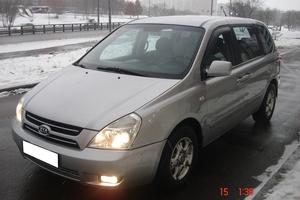 Авто Kia Carnival, 2009 года выпуска, цена 545 000 руб., Москва