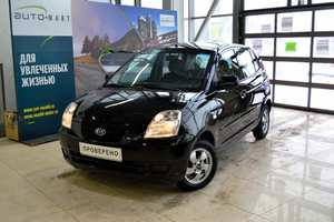 Авто Kia Picanto, 2007 года выпуска, цена 278 990 руб., Санкт-Петербург