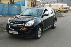 Автомобиль Chevrolet Equinox, отличное состояние, 2010 года выпуска, цена 990 000 руб., Владивосток