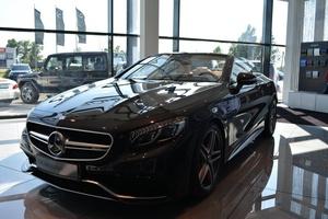 Новый автомобиль Mercedes-Benz S-Класс, 2016 года выпуска, цена 15 135 439 руб., Набережные Челны
