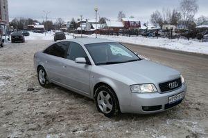Автомобиль Audi A6, хорошее состояние, 2003 года выпуска, цена 310 000 руб., Орехово-Зуево