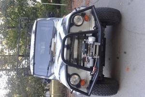 Подержанный автомобиль УАЗ 3151, хорошее состояние, 2001 года выпуска, цена 191 000 руб., Челябинск